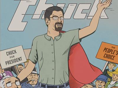 Comic Illustration Memorial Card captain marvel gene colan vector drawing comics illustration