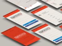 Quickloc8 Tracking App