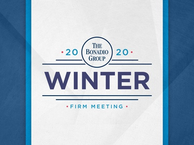 Winter Meeting Artwork