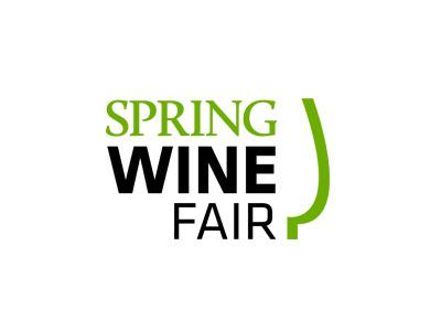Spring Wine Fair logo identity logodesign design cuno de bruin idfabriek identiteitsfabriek wine fair spring