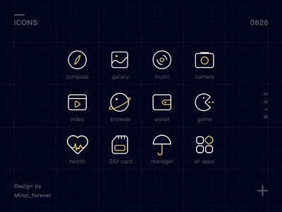 Icons of Theme
