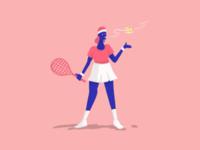 Bonghead 5 | Tennis
