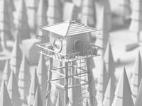 Watchtower Clay