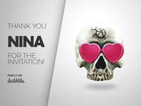 Thank You Nina