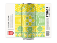 WIP Flower Power IPA can