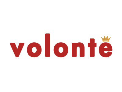 volonté ロゴ 美容室 hair salon logo