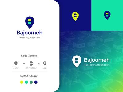 Bajoomeh - Logo Design