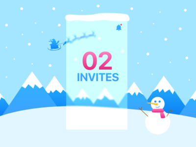 2 Dribbble Invites gifts christmas giveaway invite invites