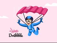 Hello dribbble players!