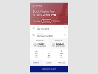 Flight Travel Booking