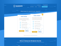 Wordpress Security by Warden