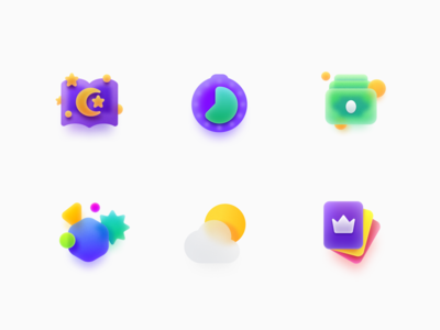 Icons for Capsule branding ui cloud numicor design illustrations icons illustration icon