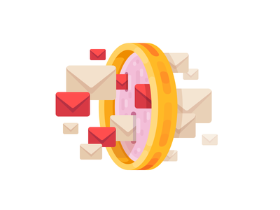 Spam Filter Icon mail email filter spam illustrations illustration icons icon