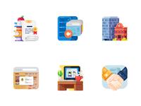 B2B Icons
