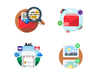 myMail Icons: Restyling