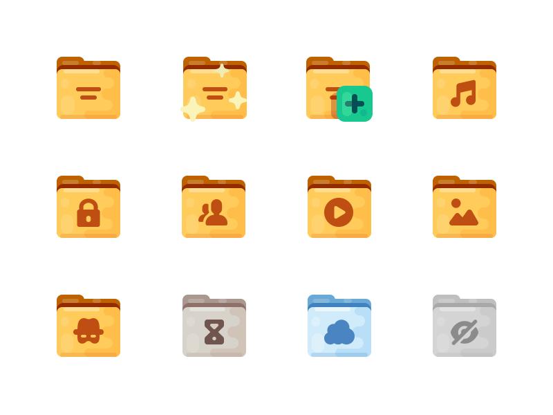 Folder Icons folder icon