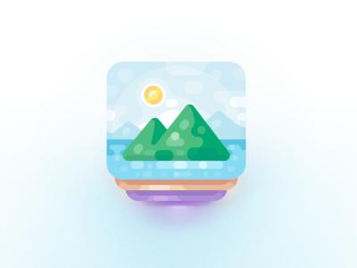 Photo Themes Icon