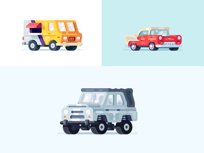 Traffic Fines Illustrations payment fines jeep car auto illustration