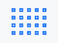 Icons for Email Marketing App