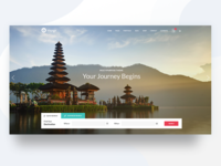 Voyage Travel Theme
