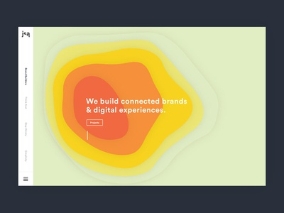 JSA Creative agency website agency website creative agency