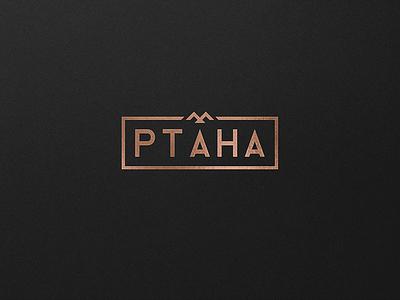 PTAHA furniture identity logo logo design corporate identity brand identity branding