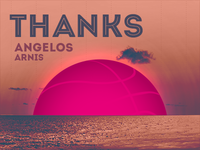 Thanks Angelos