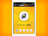 Taxibeat main menu