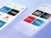 TVtibi redesign concept