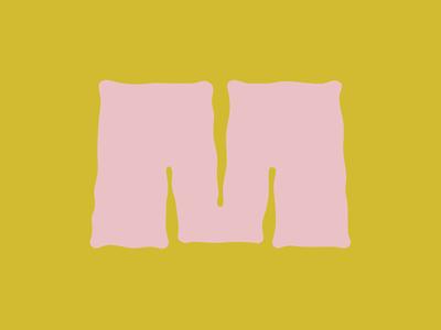 Dingos uppercase M