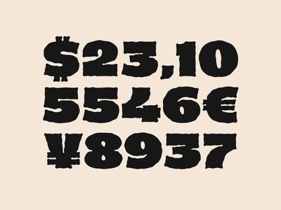 Dingos numbers
