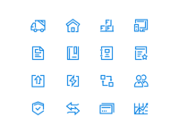 Iconset For Landing page