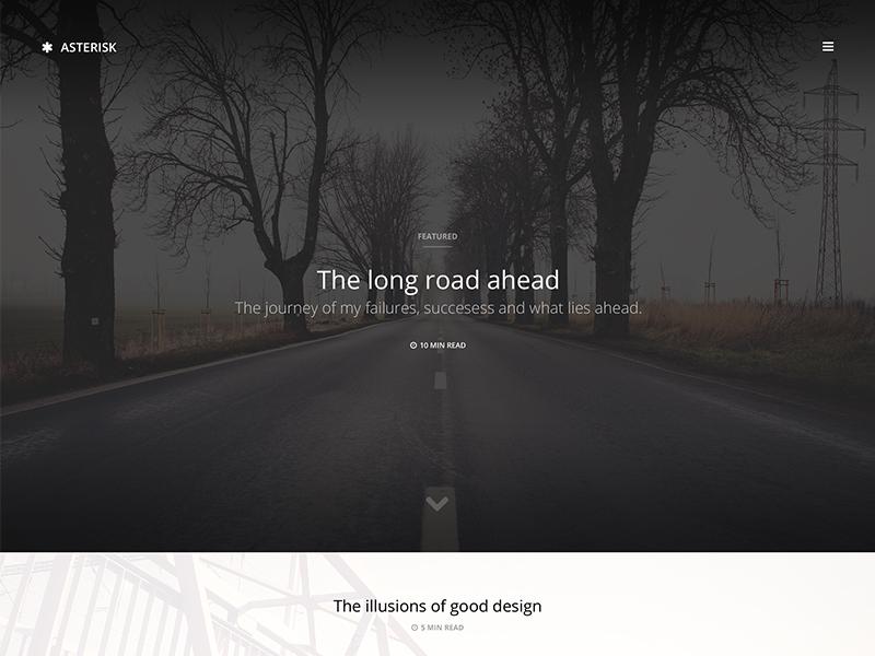 Asterisk ui ux design wip interface user interface