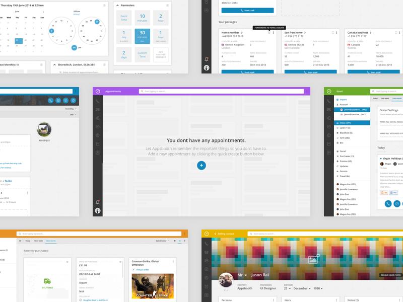 BusyMe Web App ux ui app productivity web minimalistic minimalism minimal