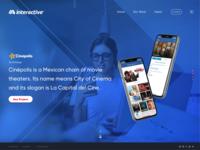 Portfolio Agency Concept