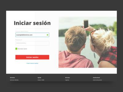 Sing Up form user interface design interface ui login signup