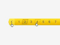 Pagination pages
