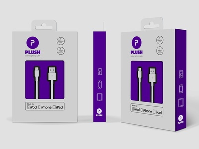 Plush Iphone Cable