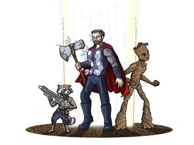 """Bring Me Thanos!"""
