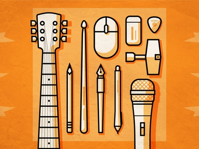 Why Musicians Make Great Creatives