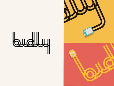 Bidly Logo Tyres Concept