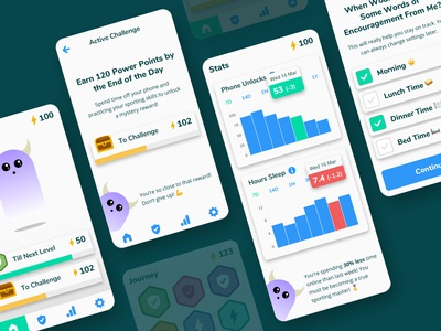 Goozby App for Healthy Phone Habits
