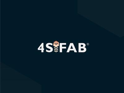 4SFAB best designer logo design design cool design branding best shots cool colors good design creativity clean design
