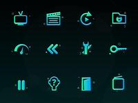 Iptv Box Icons