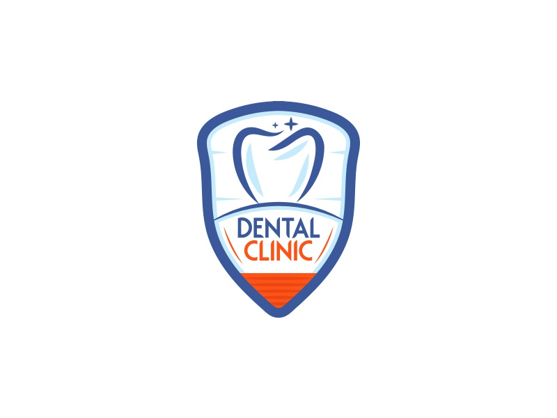 Dental Clinic graphic  design creativity cool design cool colors color clean design branding logo design dental clinic