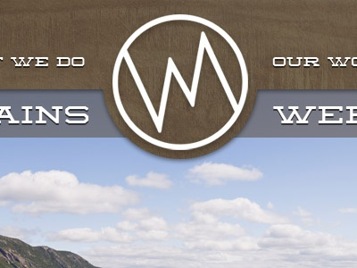 WM Mark 2 logo icon illustration website