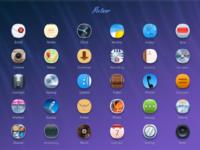 Icons r1 c1