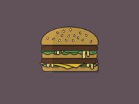 Grand Mac Burger