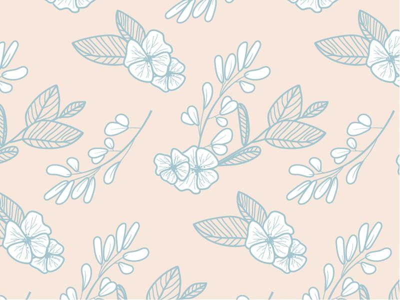Floral Pattern floral patterns patterns flowers illustration icons pattern design floral