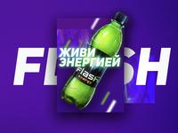 Flash energy poster